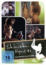 Schulmädchen-Report 12 - Junge Mädchen brauchen Liebe Poster