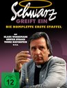 Schwarz greift ein - Die komplette erste Staffel (4 DVDs) Poster