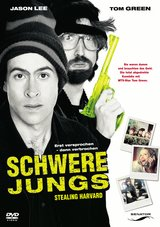 Schwere Jungs - Stealing Harvard Poster