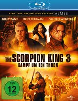 Scorpion King 3 - Kampf um den Thron Poster