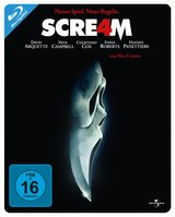 Scream 4 (Limited Edition, Steelbook) Poster
