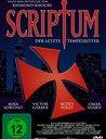 Scriptum - Der letzte Tempelritter Poster
