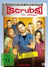 Scrubs: Die Anfänger - Die komplette achte Staffel (3 Discs) Poster