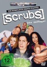 Scrubs: Die Anfänger - Die komplette erste Staffel (4 Discs) Poster
