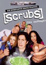 Scrubs: Die Anfänger - Die komplette erste Staffel (4 DVDs) Poster
