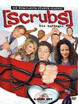 Scrubs: Die Anfänger - Die komplette fünfte Staffel (4 DVDs) Poster