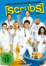 Scrubs: Die Anfänger - Die komplette siebte Staffel (2 Discs) Poster