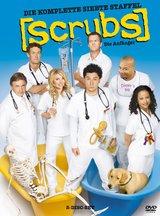 Scrubs: Die Anfänger - Die komplette siebte Staffel (2 DVDs) Poster