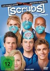 Scrubs: Die Anfänger - Die komplette und finale neunte Staffel (2 Discs) Poster