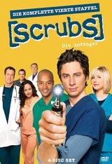 Scrubs: Die Anfänger - Die komplette vierte Staffel (4 DVDs) Poster