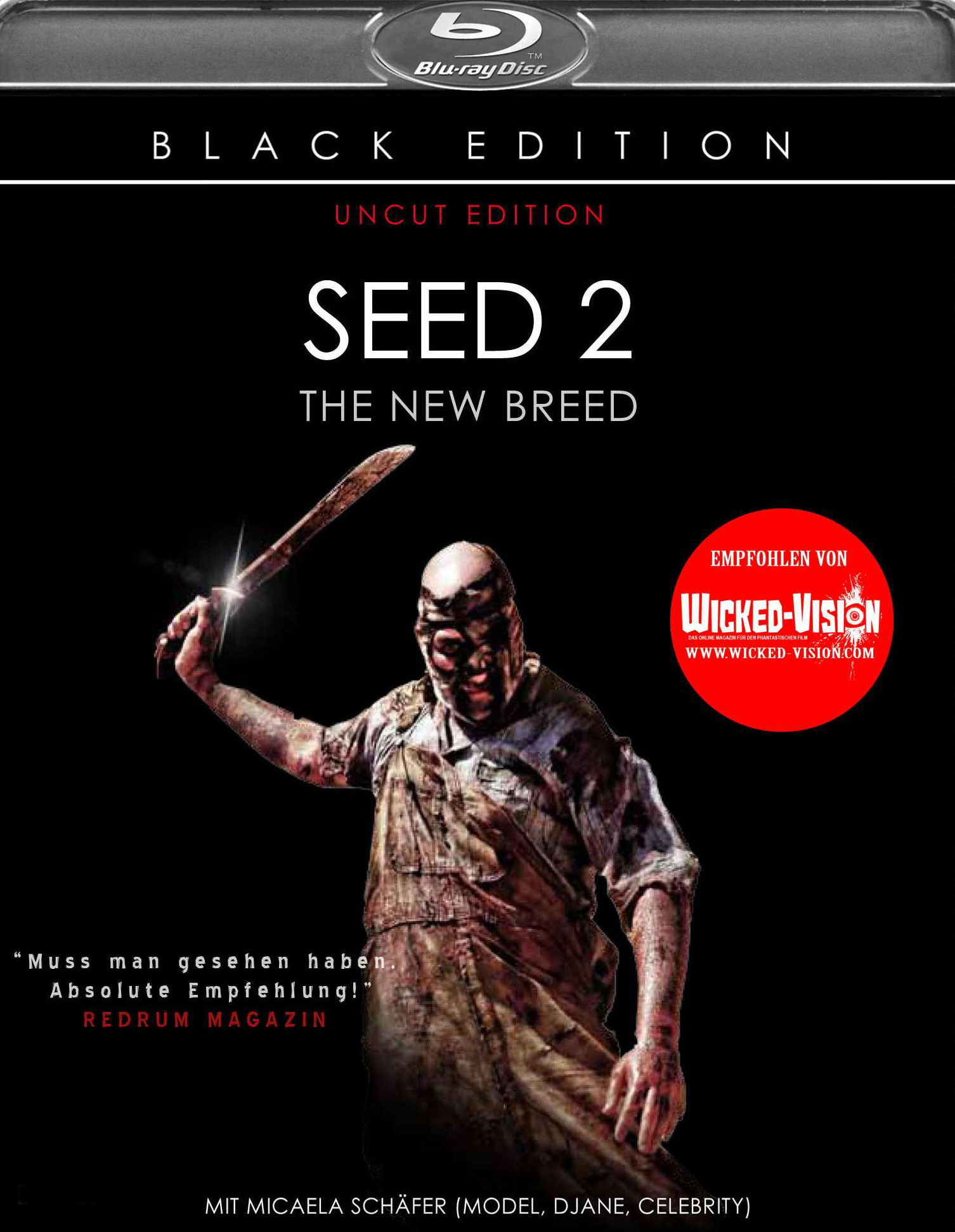 Seed 2 - The New Breed (Black Edition) Poster