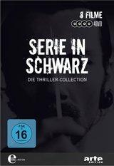 Serie in schwarz (4 Discs) Poster