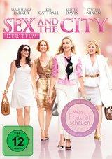 Sex and the City - Der Film (Einzel-DVD) Poster