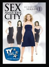 Sex and the City: Season 1 (2 DVDs) Poster