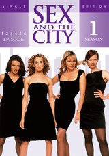 Sex and the City - Season 1, Episode 01-06 (Einzel-DVD) Poster