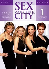 Sex and the City - Season 1, Episode 07-12 (Einzel-DVD) Poster