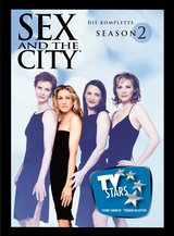 Sex and the City: Season 2 (3 DVDs) Poster