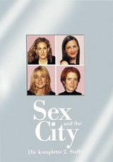 Sex and the City: Season 2 Poster
