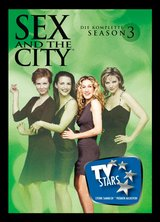 Sex and the City: Season 3 (3 DVDs) Poster