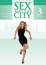 Sex and the City - Season 3, Episode 01-06 (Einzel-DVD) Poster