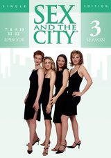 Sex and the City - Season 3, Episode 07-12 (Einzel-DVD) Poster