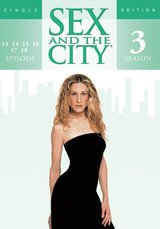 Sex and the City - Season 3, Episode 13-18 (Einzel-DVD) Poster