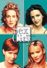 Sex and the City: Season 3 Poster