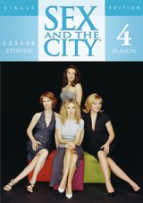 Sex and the City - Season 4, Episode 01-06 (Einzel-DVD) Poster