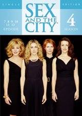 Sex and the City - Season 4, Episode 07-12 (Einzel-DVD) Poster