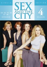 Sex and the City - Season 4, Episode 13-18 (Einzel-DVD) Poster
