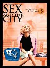 Sex and the City: Season 5 (2 DVDs) Poster