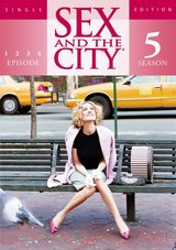 Sex and the City - Season 5, Episode 01-06 (Einzel-DVD) Poster