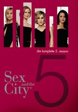 Sex and the City: Season 5 Poster