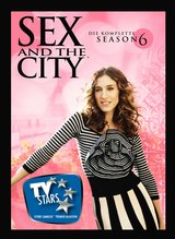 Sex and the City: Season 6 (5 DVDs) Poster