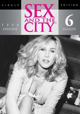Sex and the City - Season 6, Episode 01-04 (Einzel-DVD) Poster