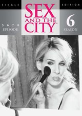 Sex and the City - Season 6, Episode 05-08 (Einzel-DVD) Poster