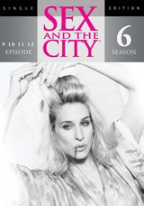 Sex and the City - Season 6, Episode 09-12 (Einzel-DVD) Poster