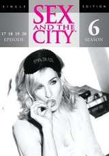 Sex and the City - Season 6, Episode 17-20 (Einzel-DVD) Poster