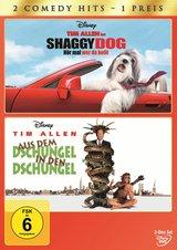 Shaggy Dog - Hör mal wer da bellt / Aus dem Dschungel in den Dschungel (2 Discs) Poster