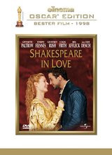 Shakespeare in Love (Oscar-Edition) Poster