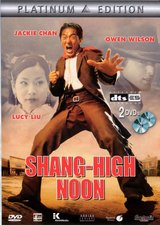 Shang-High Noon (Platinum Edition) Poster