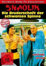 Shaolin - Die Bruderschaft der schwarzen Spinne Poster