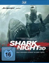 Shark Night (Blu-ray 3D) Poster