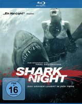 Shark Night Poster