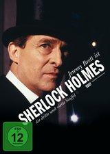 Sherlock Holmes - Die dritte und vierte Staffel (4 DVDs) Poster