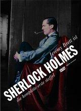 Sherlock Holmes - Die komplette erste Staffel (3 DVDs) Poster
