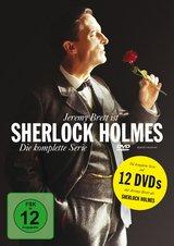 Sherlock Holmes - Die komplette Serie (11DVDs) Poster