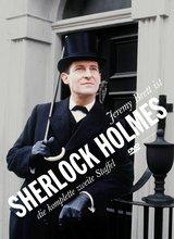 Sherlock Holmes - Die komplette zweite Staffel (3 DVDs) Poster