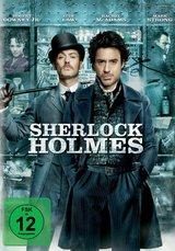 Sherlock Holmes (Einzel-DVD) Poster