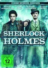 Sherlock Holmes (Special Edition, 2 Discs im Steelbook) Poster